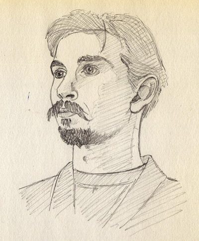 '21 Day Challenge - Miscellaneous - Day 17b' - Pencil