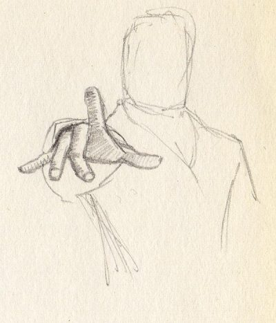 '21 Day Challenge - Miscellaneous - Day 8f' - Pencil