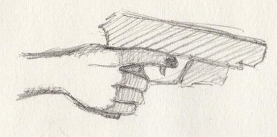 '21 Day Challenge - Miscellaneous - Day 8h' - Pencil