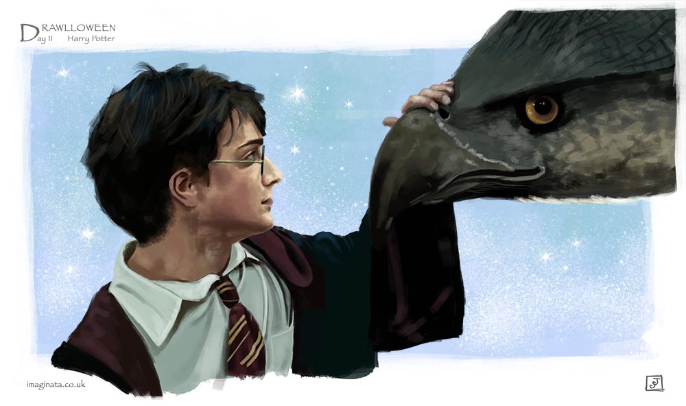 Day 11 Harry Potter