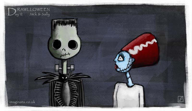 Day 12 Jack and Sally